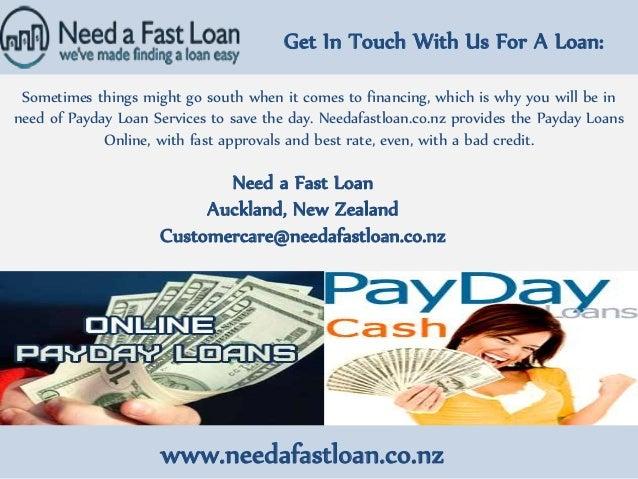 Bad Credit Loans Online Instant Decision Nz - Loan Walls