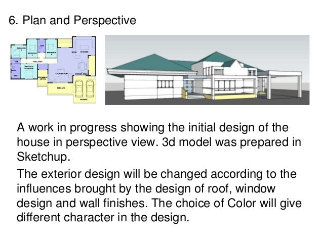 The Final Layout U2013 For Preliminary Design Presentation; 8.