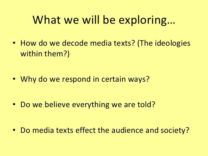 How can texts position audiences to reject Paper