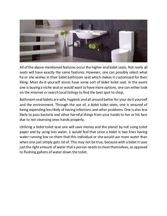 Outstanding How Do Bidet Toilet Seats Work Ibusinesslaw Wood Chair Design Ideas Ibusinesslaworg