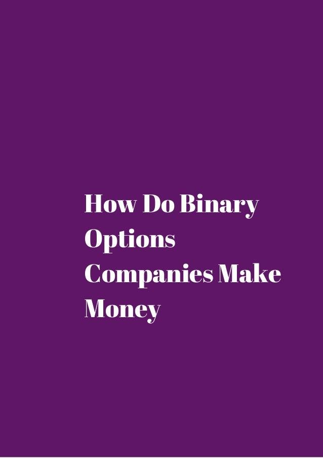 Binary options fishing net strategy
