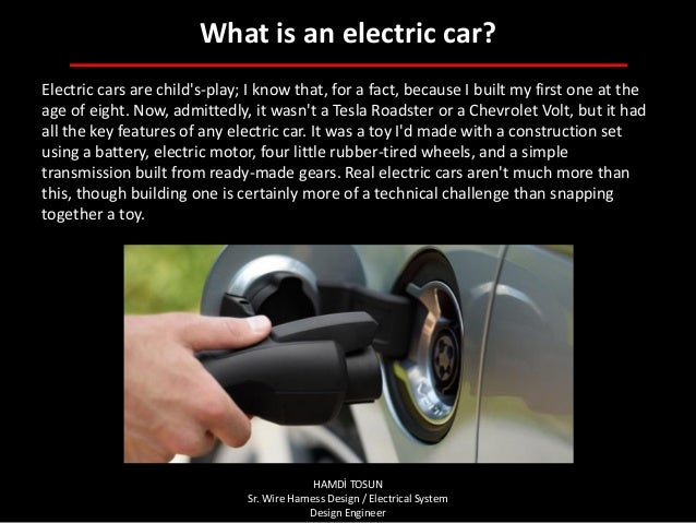 How Do Electric Cars And Hybrids Work