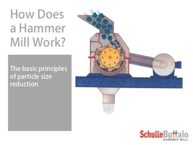 How Does A Hammer Mill Work