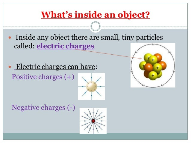electrostatics influence our lives This lesson is the first of a four-part series on static electricity  electrically  neutral particles (neutrons) in the nucleus add to its mass but do not affect the  number of electrons and so have almost  use some examples from your  everyday life.