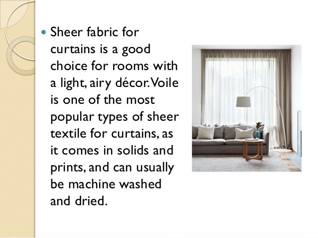 3 Sheer Fabric For Curtains Is A Good