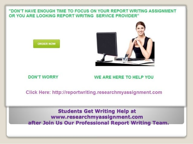 Where to find help for my writing assignment
