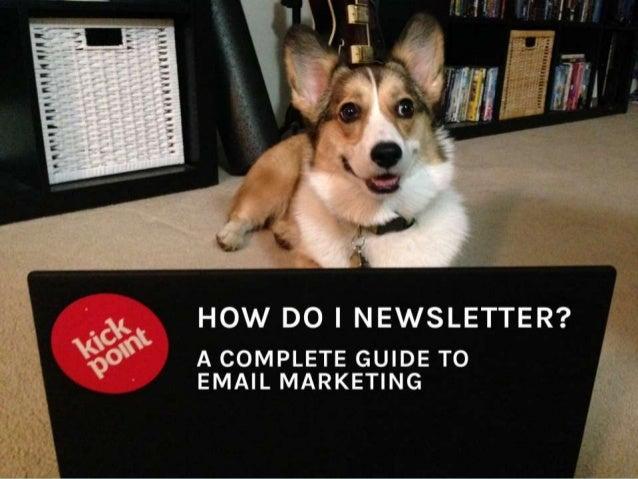 HOW DOI NEWSLETTER? Mikhaila Skehor, @miktacular Account Manager at @kickpointinc Gif sommelier, Newsletter writer extraor...