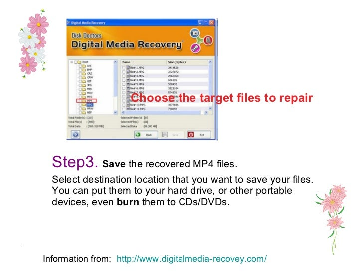 how to fix mp4 video files
