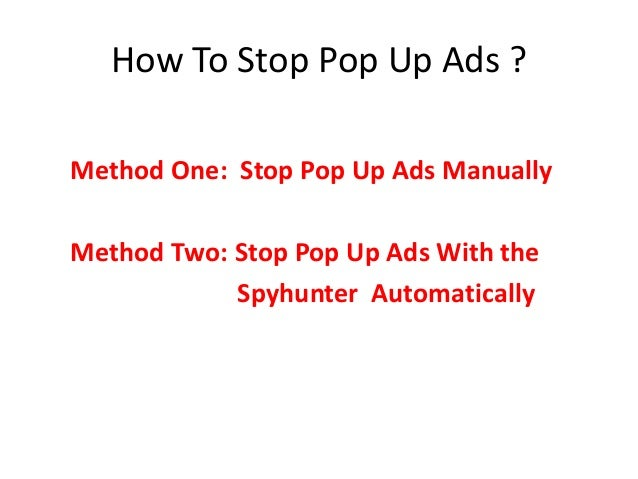 How to block web pop-ups, alerts, and autoplaying video ...
