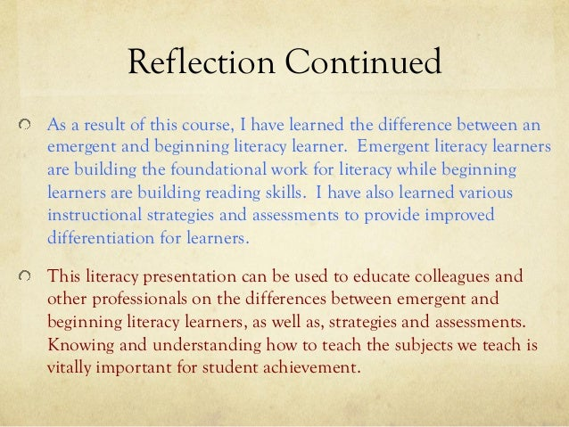 emergent instructional strategies for writing
