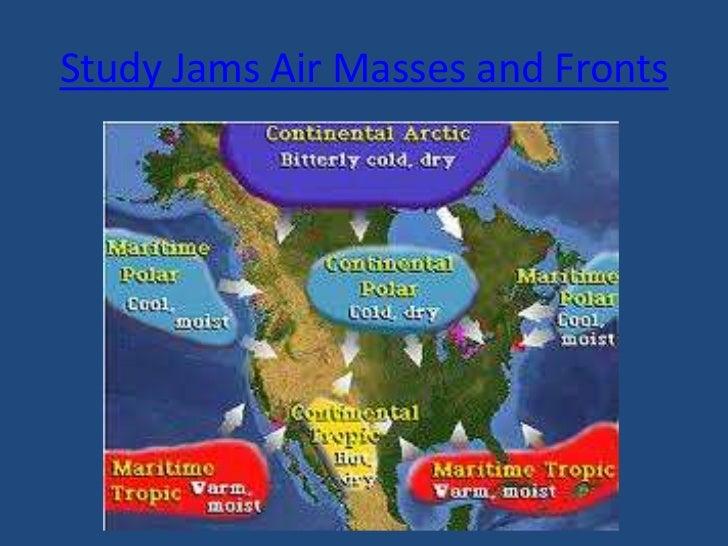 Air Masses and Wind: StudyJams! Science | Scholastic.com