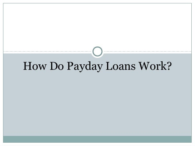 payday advance lending products by using unemployment advantages