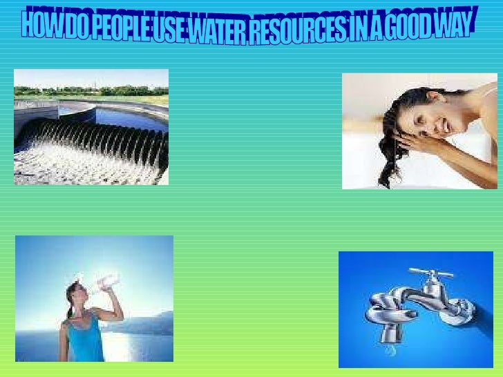 What Natural Resources Do Water Bottles Come From
