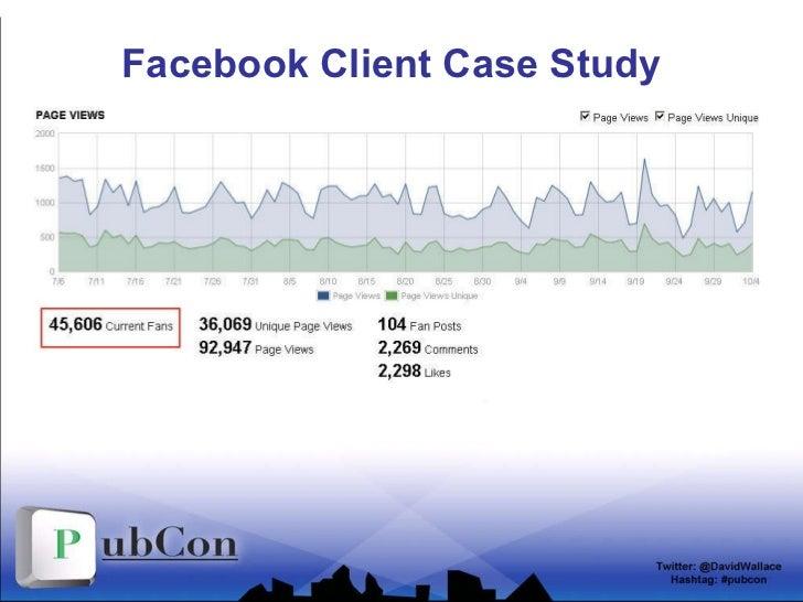 Facebook Client Case Study