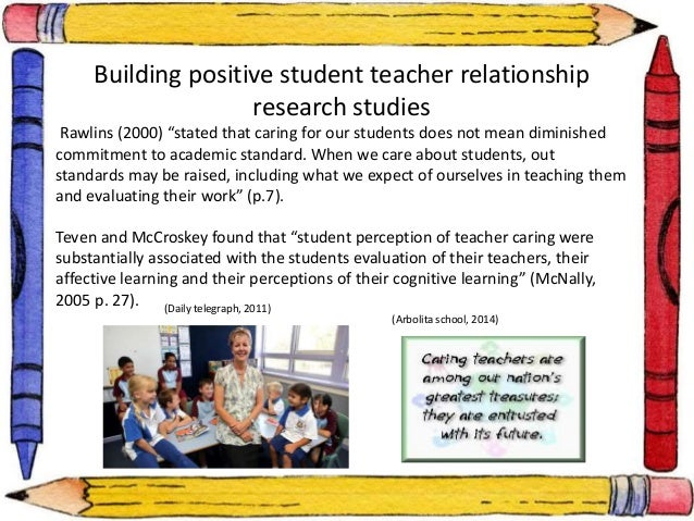 "student teacher relationships in classroom It's common for teachers to misunderstand the term ""building relationships"" they hear of the importance of creating connections with students—particularly."