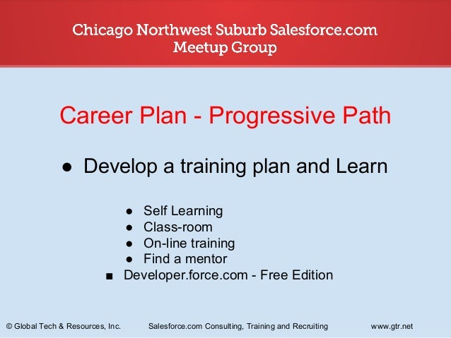 how to plan career path