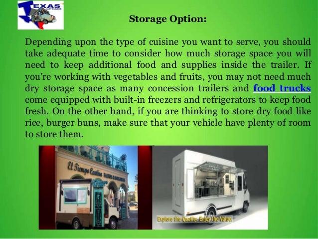 How do you buy a concession food trailer Slide 3