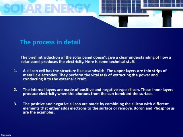 How Do You Convert Solar Energy Into Electricity Solar Warehouse A