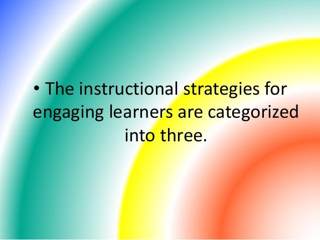 How Do You Effectively Engage Your Students In Part 2