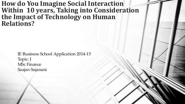 how do you imagine social interaction Full-text paper (pdf): inference or interaction: social cognition without precursors.