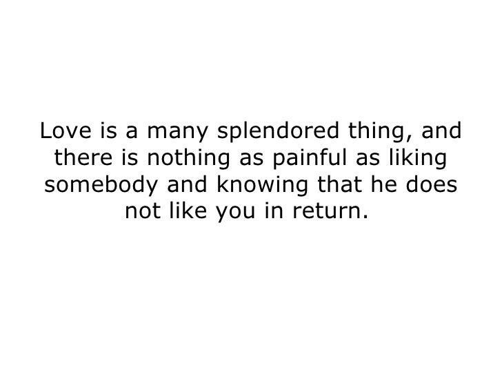 How do u know if someone likes u