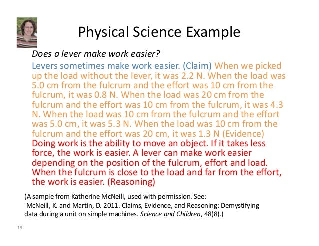 scientific report writing example Writing a scientific report a scientific report should conform to the following general arrangement: title abstract introduction materials and methods results discussion references the title should clearly and briefly indicate what the report is about the title is never a complete sentence, and articles (a, an, the) are.