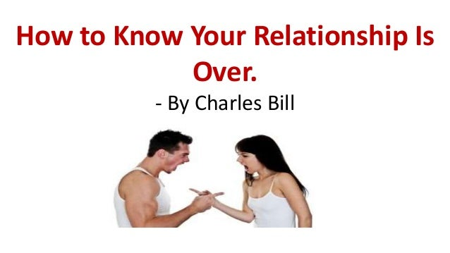 want to know about relationship