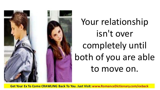 Signs When You Conscious Your Relationship Is Over