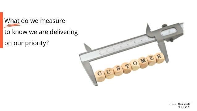 How do you measure value? Slide 3