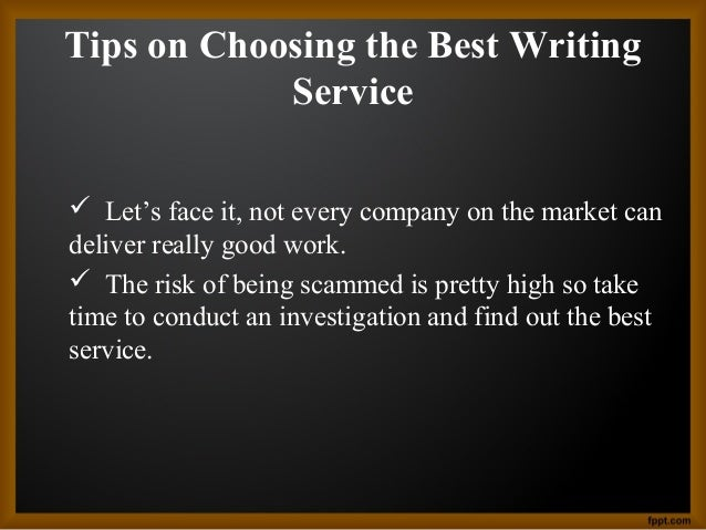 Using essay writing service workshop