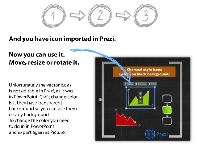 how to export prezi to pdf
