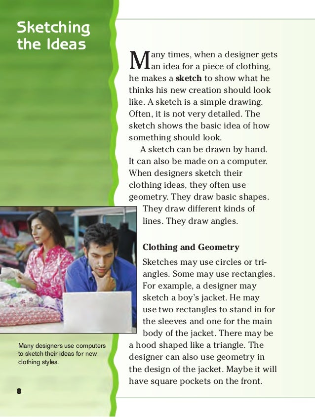 how geometry is used in the Sports, construction, weaving, sewing, decorating, as well as many others require the use of the concepts learned through the study of geometry in many of these professions, the knowledge learned through a complete understanding of geometric principles has provided not only an increase in safety, but also an increase in the creation of tools .