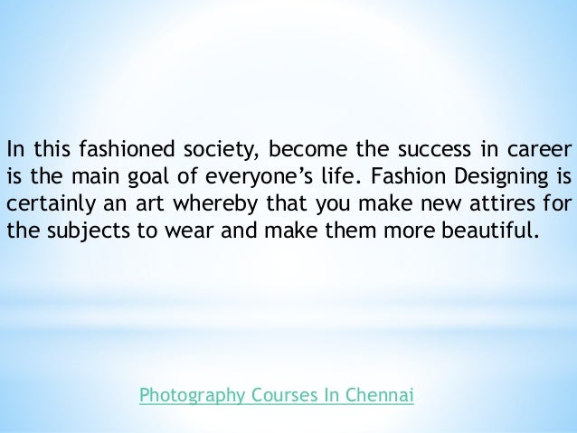 How Fashion Designing Course Makes A Flourishing Career In Fashion Wo