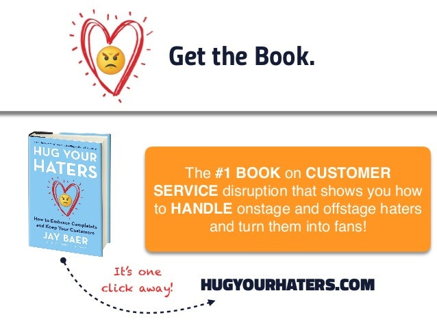 Get the Book. HUGYOURHATERS.COM It's one 