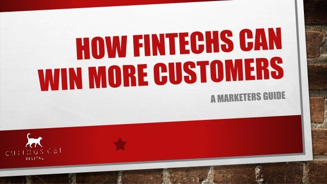 FINTECH HAS GONE MAD