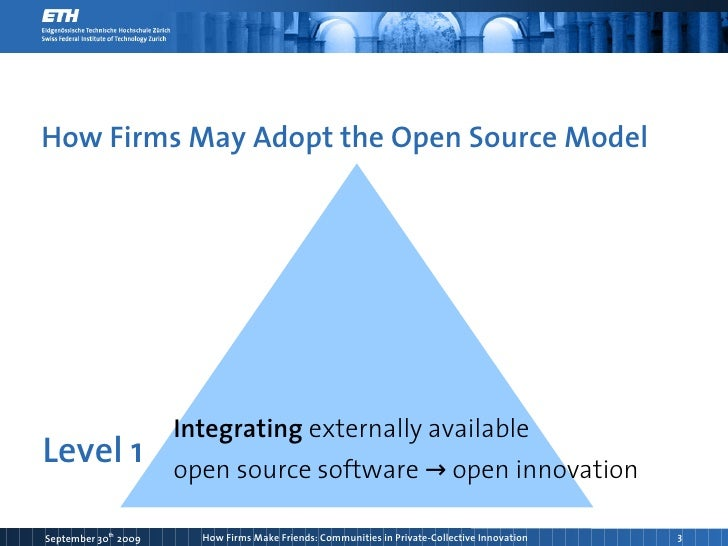 open source software and the private collective A key challenge in open source software (oss) projects is to cultivate and nurture  development activities embody what they call a private-collective activity.
