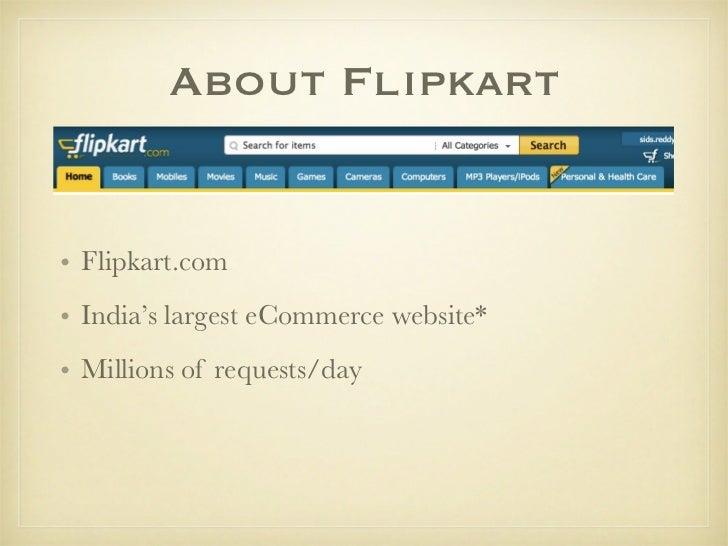 How Flipkart scales PHP Slide 2