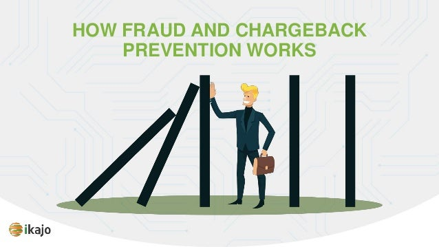 HOW FRAUD AND CHARGEBACK PREVENTION WORKS