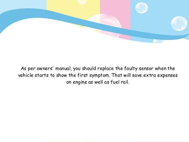 How Fuel Tank Pressure Sensor Works
