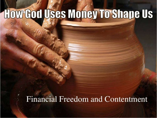 Financial Freedom and Contentment