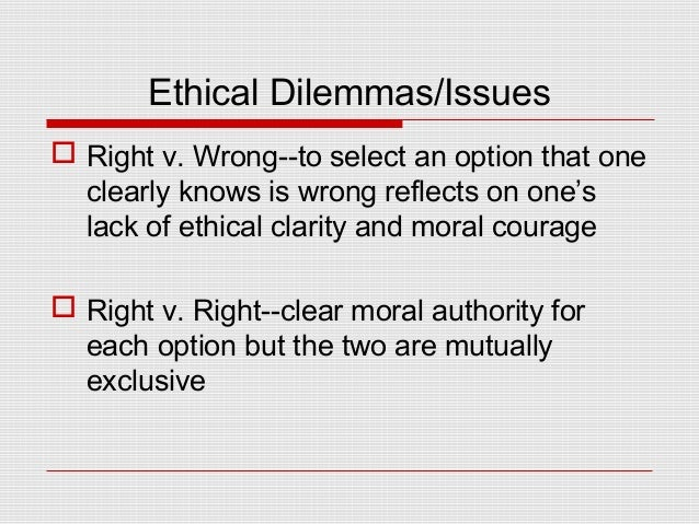 four paradigms of ethical dilemma The current study applied four lenses of ethics identified by shapiro and stefkovich (2011) to help people deal with ethical challenges: justice, critique, care, and the profession findings have implications for criteria used to handle ethical challenges in the workplace.