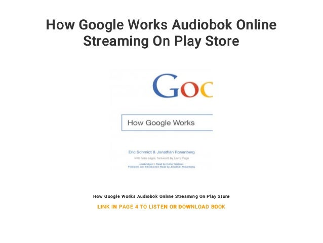 how google play store works