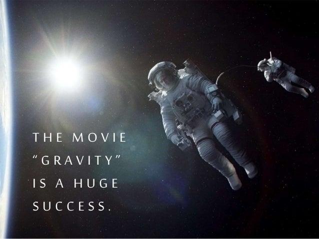 How #Gravity Works Slide 2