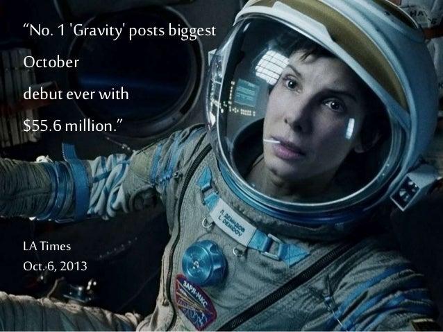 How #Gravity Works Slide 3