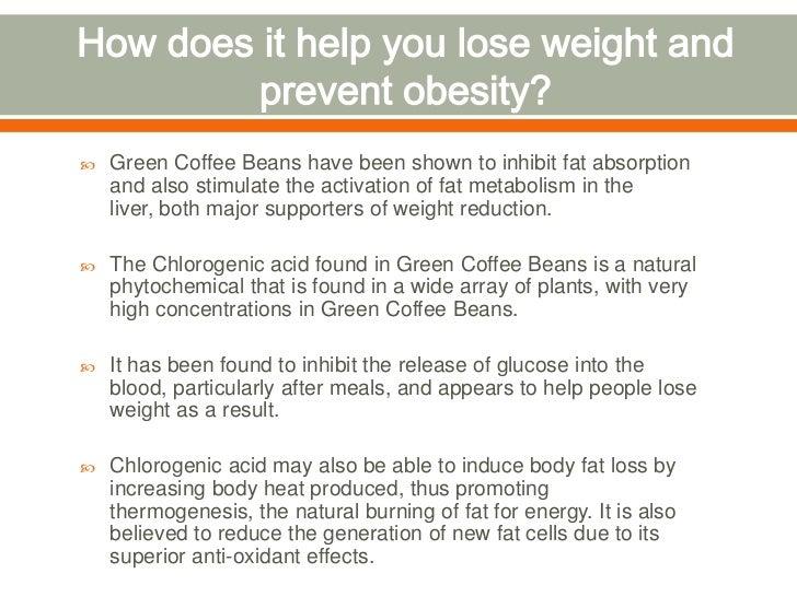 Green coffee bean capsules benefits photo 2