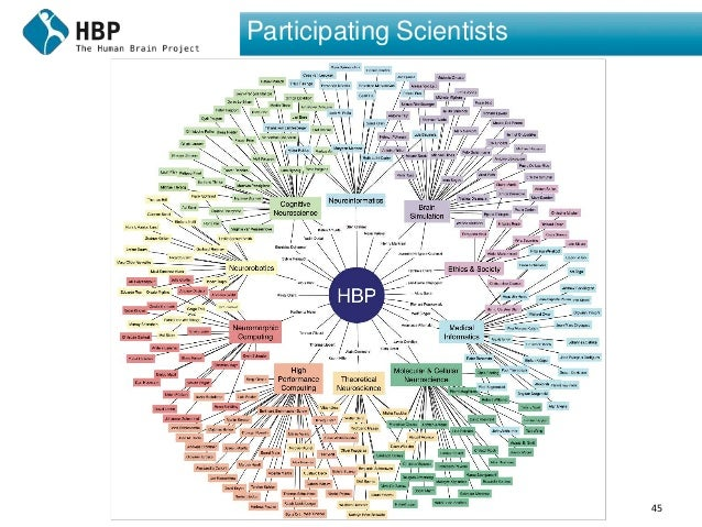 45 Participating Scientists