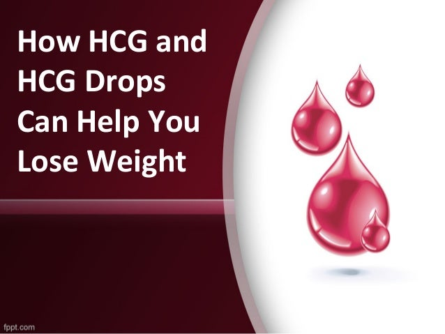 How soon do you lose weight on hcg drops