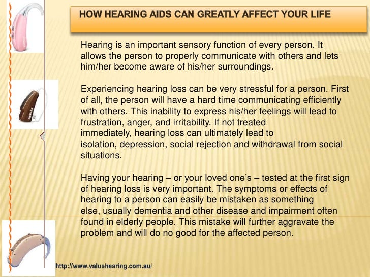 Hearing is an important sensory function of every person. Itallows the person to properly communicate with others and lets...