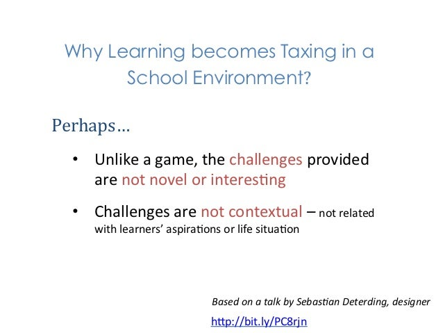 Classroom Game Design Paul Andersen At Tedxbozeman ~ How homo fabers and ludens learn gamifying learning