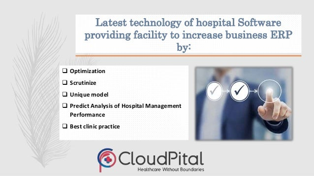 erp systems in the healthcare industry Industry week is part of the business intelligence division of informa plc  enterprise resource planning (erp) in particular has a lot to gain from adopting an.